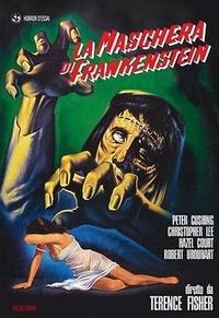 Cover Dvd maschera di Frankenstein (DVD)