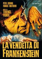 Film La vendetta di Frankenstein Terence Fisher