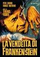 Cover Dvd DVD La vendetta di Frankenstein