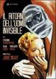 Cover Dvd DVD Il ritorno dell'uomo invisibile