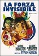 Cover Dvd DVD La forza invisibile