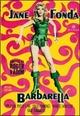 Cover Dvd Barbarella