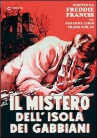 Cover Dvd mistero dell'isola dei gabbiani (DVD)