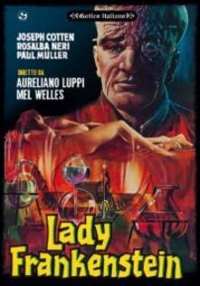 Lady Frankenstein di Mel Welles - DVD