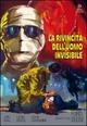 Cover Dvd La rivincita dell'uomo invisibile