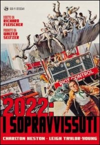 Cover Dvd 2022: i sopravvissuti (DVD)