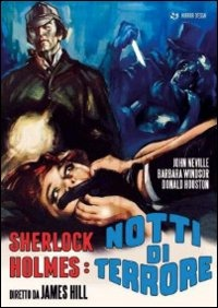 Cover Dvd Sherlock Holmes: notti di terrore (DVD)