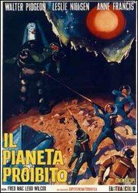 Cover Dvd Pianeta proibito (DVD)