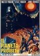 Cover Dvd DVD Il pianeta proibito