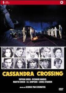 Cassandra Crossing di George Pan Cosmatos - DVD