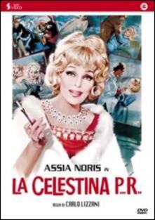 La celestina P... R... di Carlo Lizzani - DVD