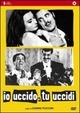 Cover Dvd DVD Io uccido, tu uccidi