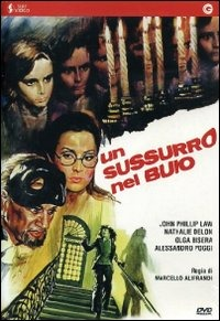 Cover Dvd Un sussurro nel buio