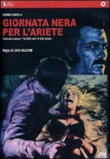 Film Giornata nera per l'ariete (DVD) Luigi Bazzoni