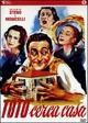 Cover Dvd DVD Totò cerca casa