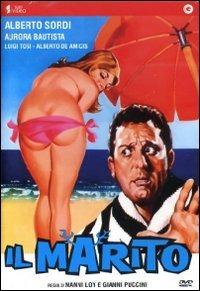 Cover Dvd Il marito