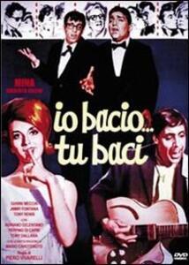 Io bacio... tu baci di Piero Vivarelli - DVD