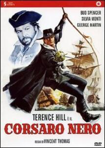 Il Corsaro Nero di Vincent Thomas - DVD