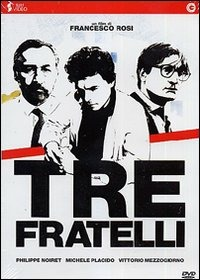Cover Dvd Tre fratelli
