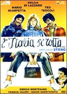 L' Italia s'è rotta di Steno - DVD