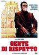 Cover Dvd DVD Gente di rispetto