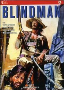 Blindman di Ferdinando Baldi - DVD
