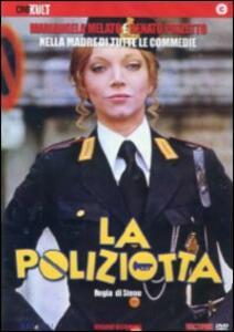 La poliziotta di Steno - DVD