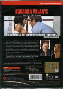 Squadra volante di Stelvio Massi - DVD - 2