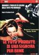 Cover Dvd DVD Le foto proibite di una signora per bene