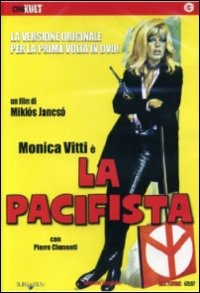 Cover Dvd pacifista (DVD)