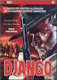Cover Dvd Django (DVD)