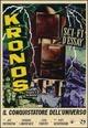 Cover Dvd DVD Kronos, il conquistatore dell'universo