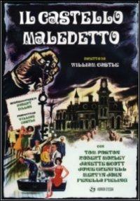 Cover Dvd castello maledetto (DVD)