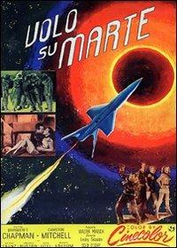 Cover Dvd Volo su Marte