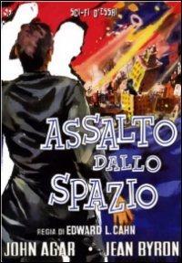 Cover Dvd Assalto dallo Spazio