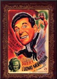 Cover Dvd L'uomo meraviglia