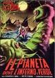 Cover Dvd Il pianeta dove l'inferno è verde