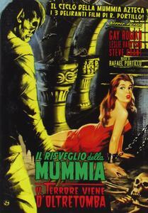 Il risveglio della mummia - Il terrore viene dall'oltretomba (2 DVD) di Rafael Portillo