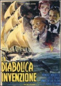 Cover Dvd La diabolica invenzione