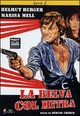 Cover Dvd DVD La belva col mitra