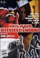 Cover Dvd Milano... difendersi o morire