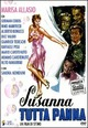 Cover Dvd Susanna tutta panna
