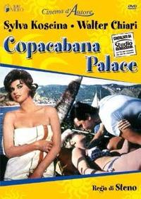 Locandina Copacabana Palace