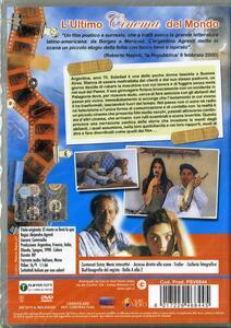L' ultimo cinema del mondo di Alejandro Agresti - DVD - 2