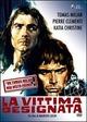 Cover Dvd La vittima designata