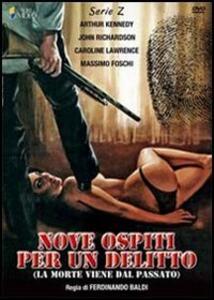 Nove ospiti per un delitto di Ferdinando Baldi - DVD