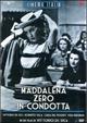 Cover Dvd Maddalena: zero in condotta