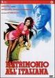 Cover Dvd Matrimonio all'italiana