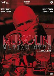 Mussolini. Ultimo atto (DVD) di Carlo Lizzani - DVD