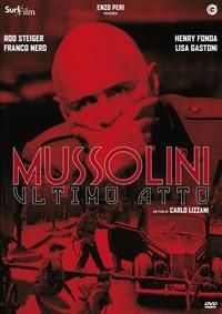 Cover Dvd Mussolini: ultimo atto